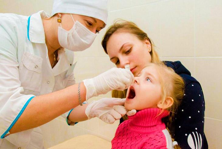 Какие прививки делают детям в 5 лет по календарю вакцинации