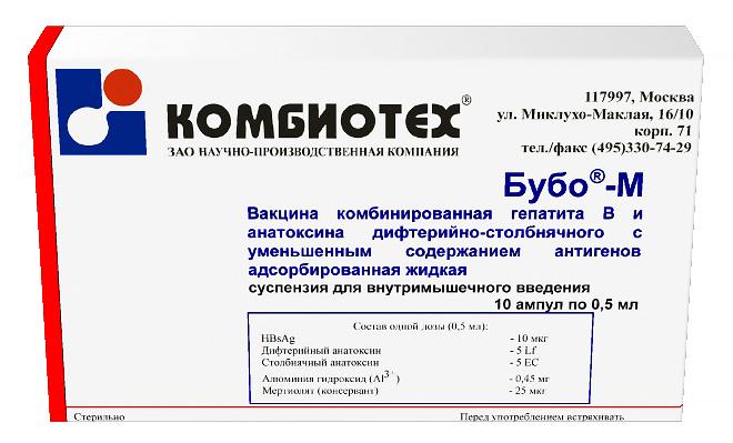 Национальный календарь прививок АКДС для детей в России по возрасту